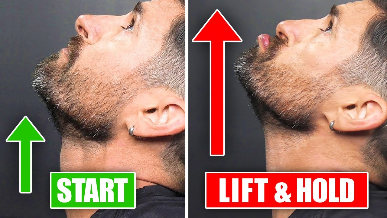 5 Tricks to Have a STRONG Looking Face! (SLIM, CHISELED & DEFINED)
