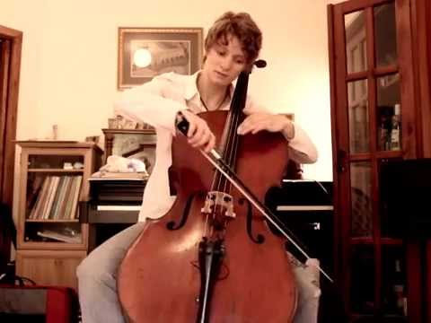 how to play nothing else matters on cello