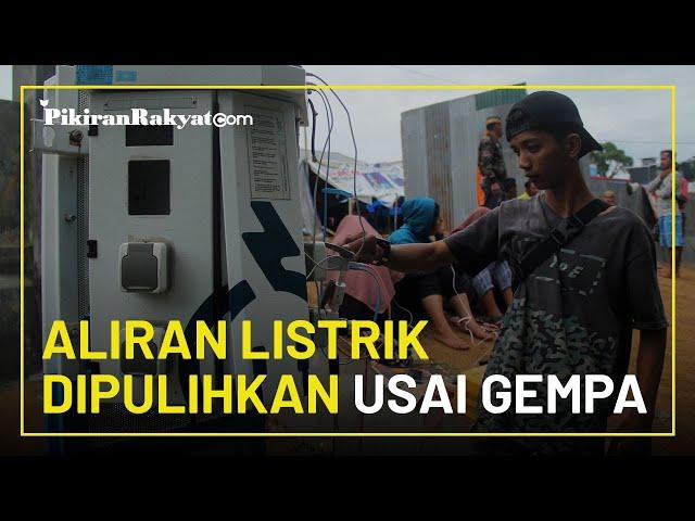 Rumah Sakit Jadi Prioritas, PLN Berhasil Pulihkan Aliran Listrik Usai Gempa Guncang Sulawesi Barat