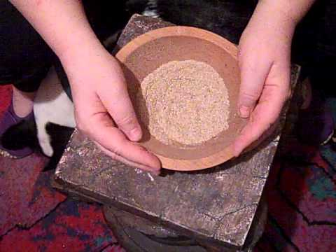 Making Kyphi - Night Nine - Orris Root