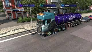 *** heute mit ProMods 2.50 *** Wir transportieren (fast) alles. Die Blo Ba Logistik versorgt Europa.