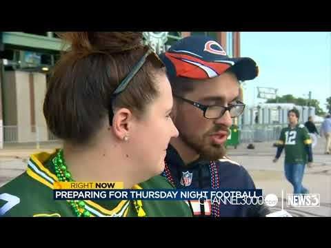 Packers fans react to call for linking arms before Thursday night's game