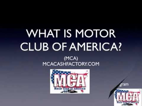What is motor club of america mca overview for Mca motor club of america scam