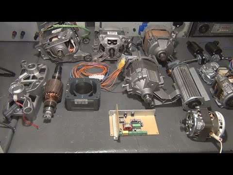 TPAI Lab Report #008: Universal Motors and Induction Motors