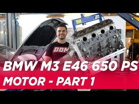 Passt der 650 PS LS3 Chevi Motor in den #BBMM3 V8 E46 - BBMTHREE Part 3