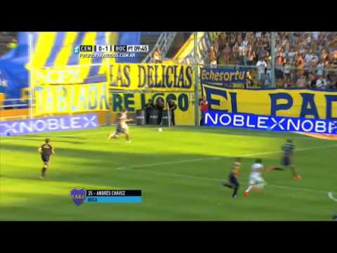 Rosario Central le ganó a Boca en la última fecha
