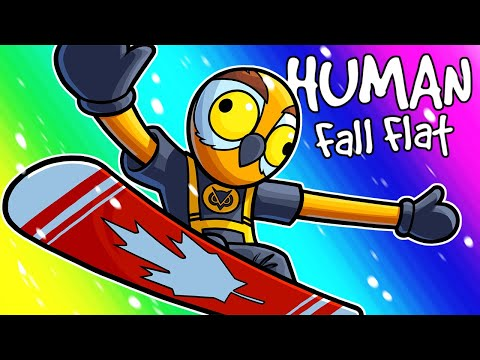Human Fall Flat Funny Moments - Brian's Special Wood