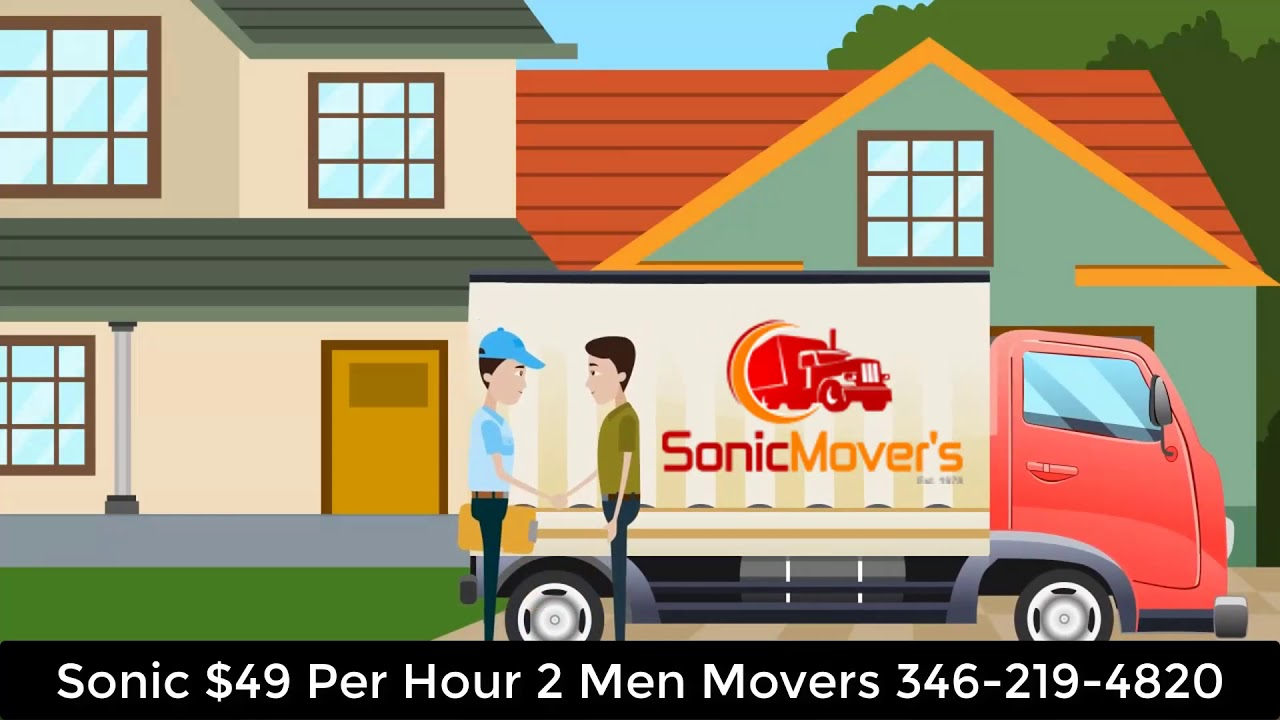 Cheap Movers Houston | Affordable Movers Houston | Low Cost Movers Houston,  TX