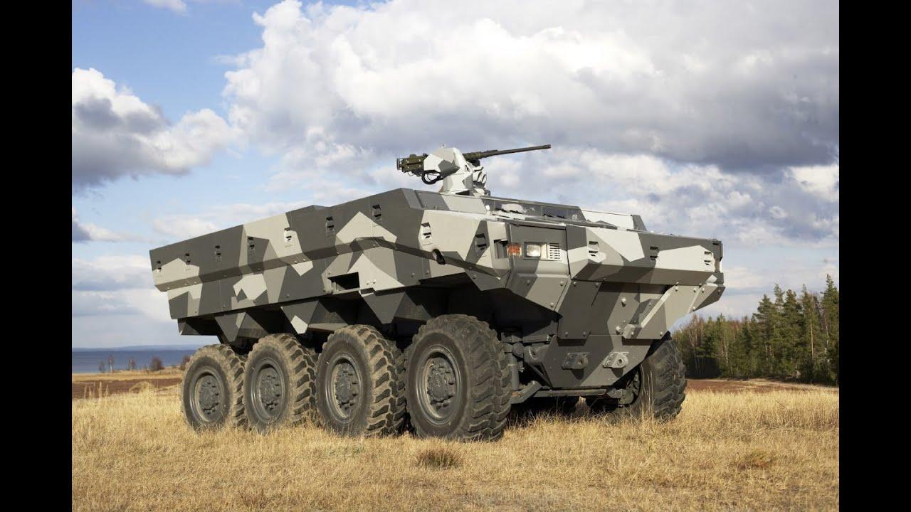 6x6 armored car concept - photo #15