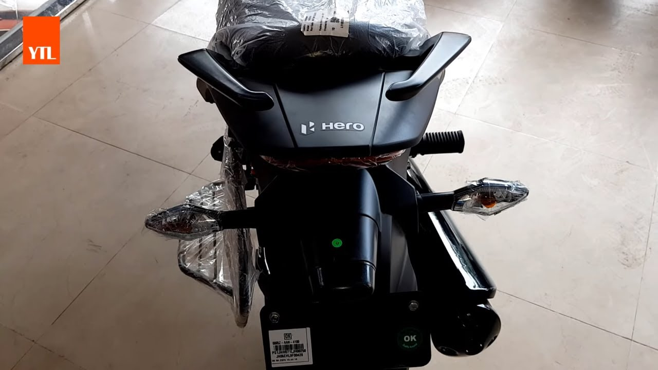 New Hero Ignitor 125 All Colors View 2020 | New Smart Features | Mileage | Running Price | HD