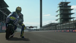 MotoGP 14 - Hot Lap around Indianapolis Motor Speedway, USA (Time Trial)