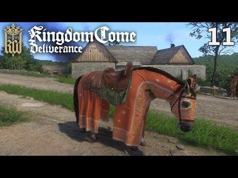 Kingdom Come Deliverance J'ai Voler Tout Le Village Je Suis Riche 22K On Monte Le Cheval à Fond #11