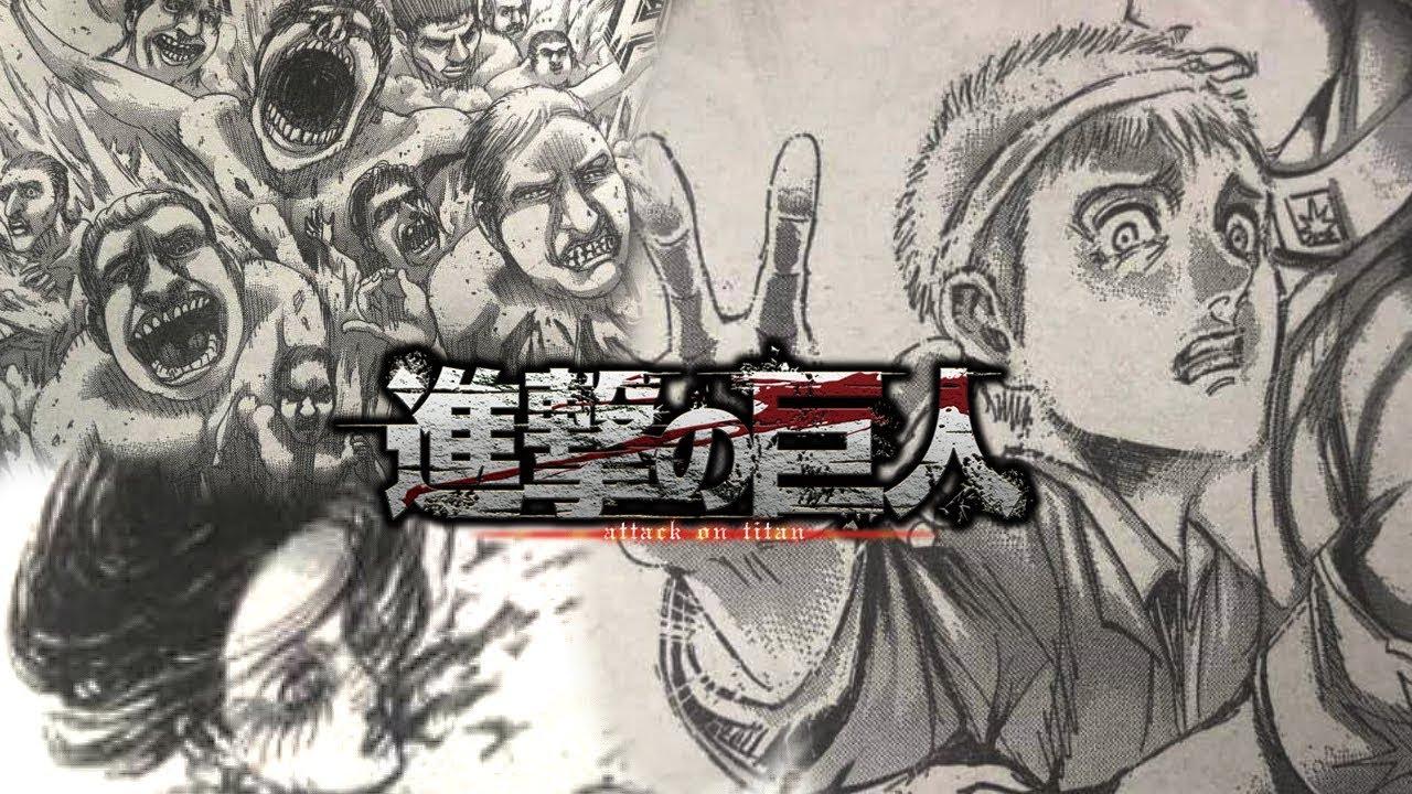 Esto es demasiado / SHINGEKI NO KYOJIN manga 119 SPOILERS