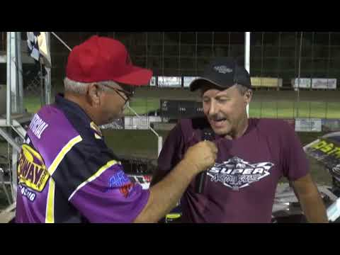 U S 36 Raceway 6 29 18 E Mods Pure Stocks Driver Interviews