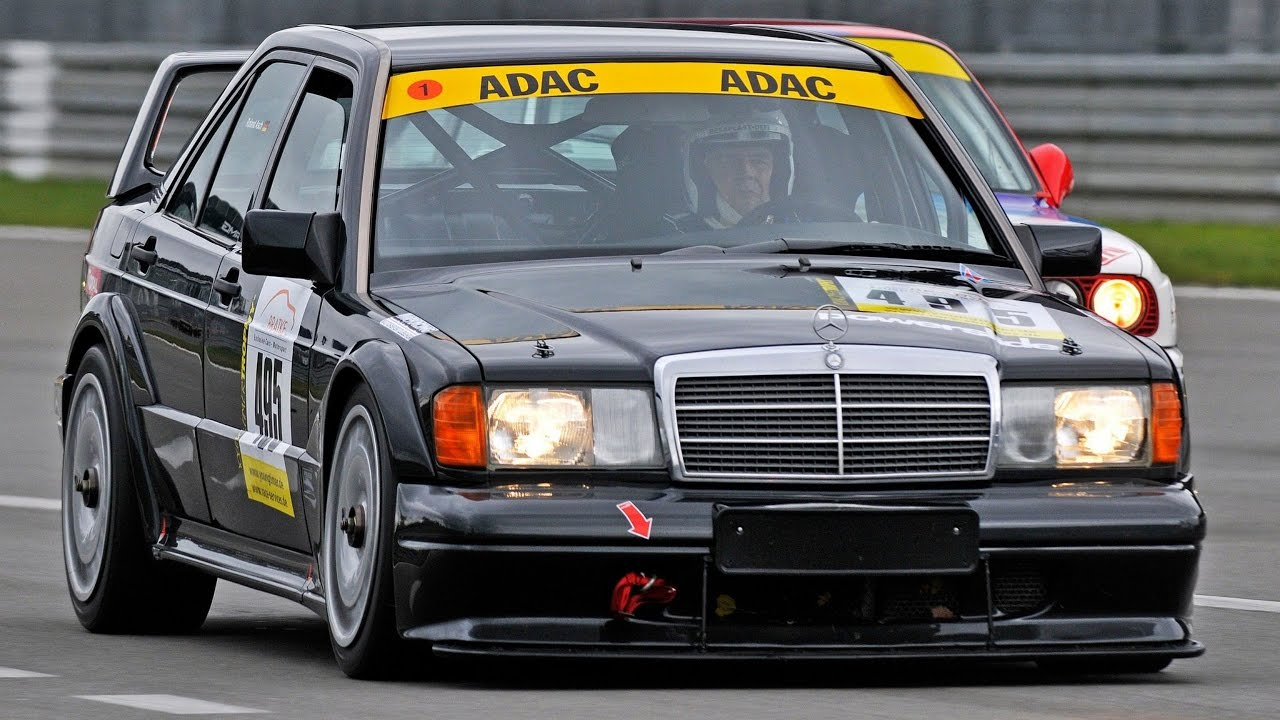 ultimate mercedes-benz 190e 2.3 2.5 cosworth evolution dtm