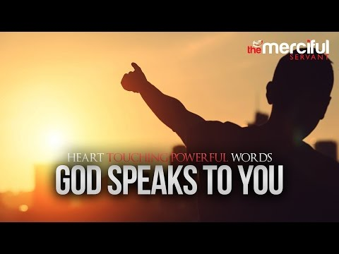 Allah Speaks to ALL MANKIND (Emotional Recitation)