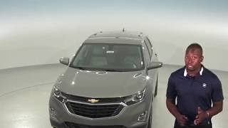 183045 - New, 2018, Chevrolet Equinox, SUV, Test Drive, Review, For Sale -