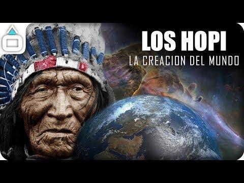 LOS HOPI. La Creación del Mundo