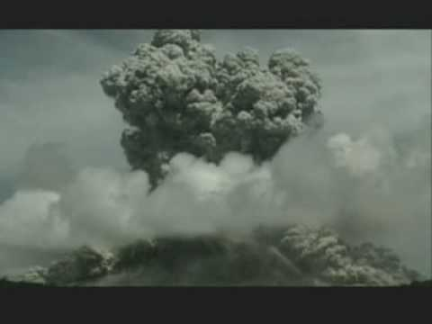 Pyroclastic clouds, the real killers
