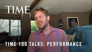 TIME100 Talks: Ben Platt Performs Grow As We Go I TIME
