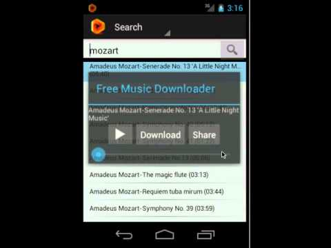 Dowload Music MP3 Free Android