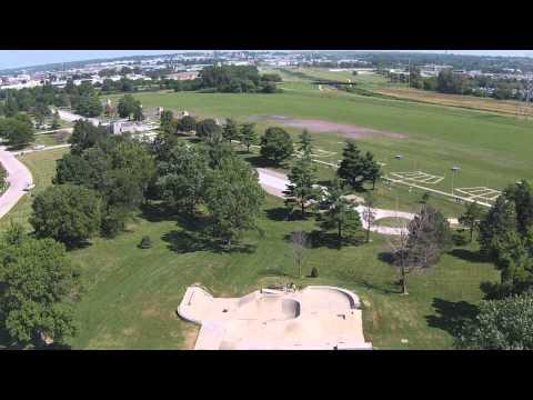 Near 72nd and Harrison, Omaha, NE   Seymour Smith Park