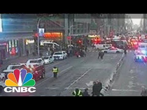New York City Officials Confirm Explosion Near Times Square | CNBC