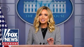 Kayleigh McEnany holds Whİte House press briefing | 7/6/2020