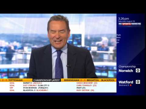 Sky Sports News HQ   Soccer Special   FIGHT