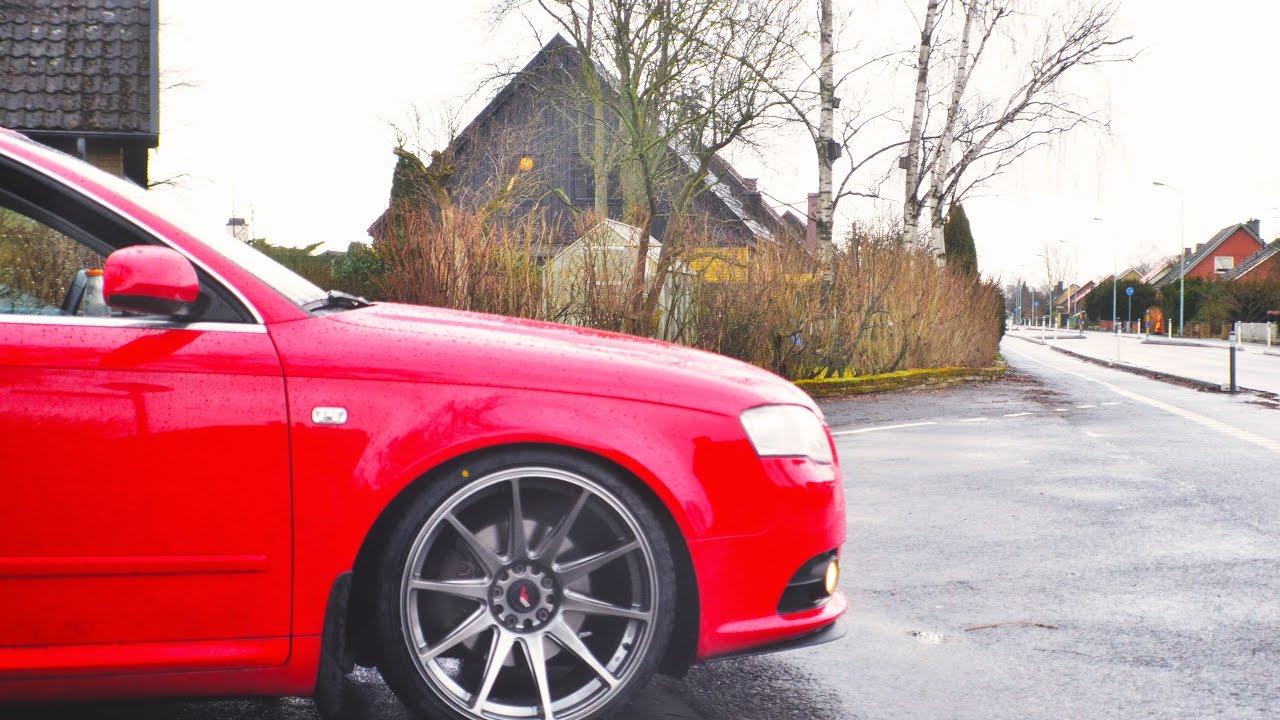 Hyperblack Japan Racing Jr11 On The Audi Youtube