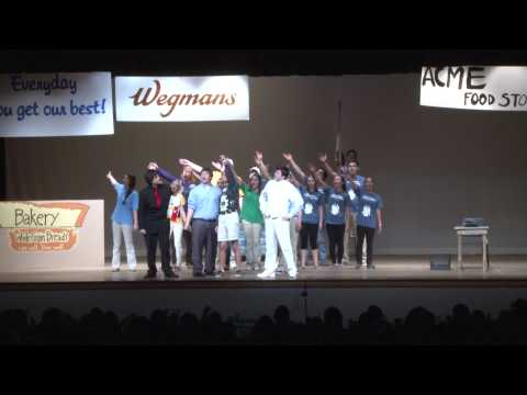 Wegmans ...The Musical!