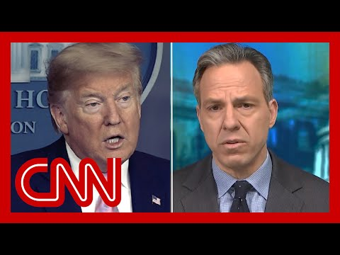 Jake Tapper to