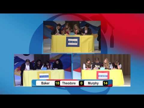 HiQ Competition: Baker vs Theodore vs Murphy