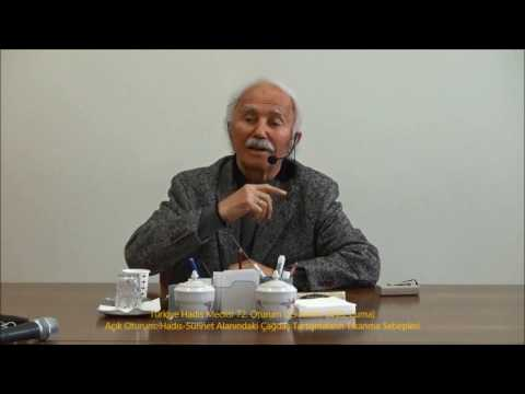 Prof. Dr. Mehmed Said Hatiboğlu'ndan Nihat Hatipoğlu'na eleştiri