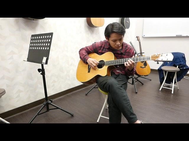 樂吉他學員限定免費課程-爵士入門: autumn leaves-eric clapton