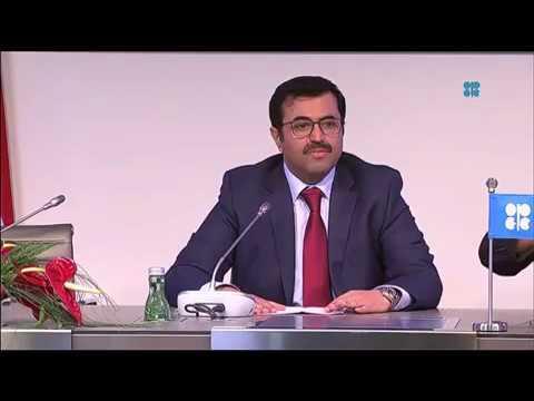 OPEC Press Conference Announcing Production Cuts (30 Nov 2016)