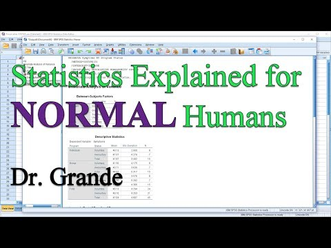 Statistical Analyses Using SPSS