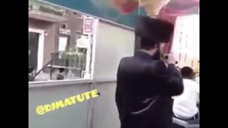 WTF , Jewish people singing and dancing merengue