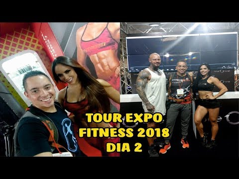 TOUR EXPO FITNESS 2018 / DIA 2