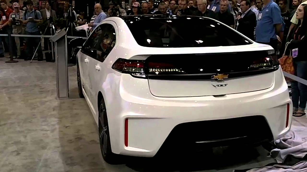 Chevy Z Zpec Sema Cars Volt Spark Cruze Edmunds