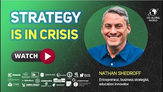 #56 Strategy is in Crisis  Nathan Shedroff and Danil Kislinskiy