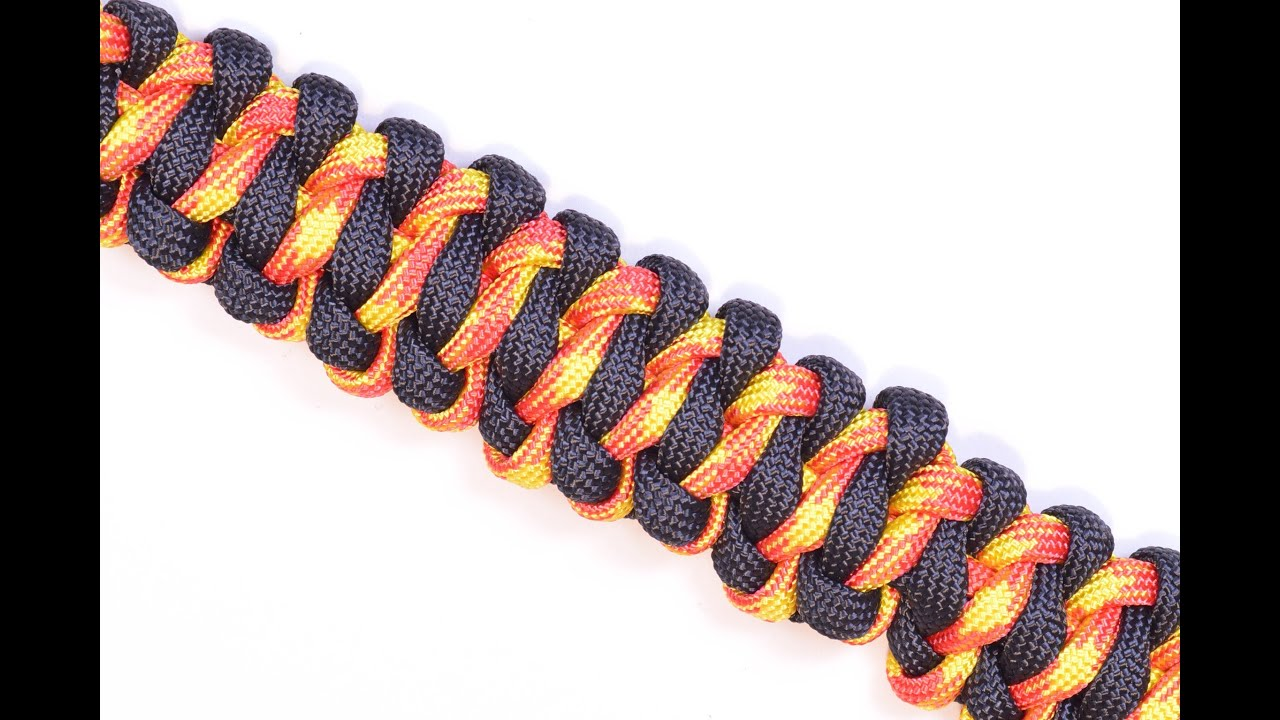 how to make a paracord survival bracelet the surreal