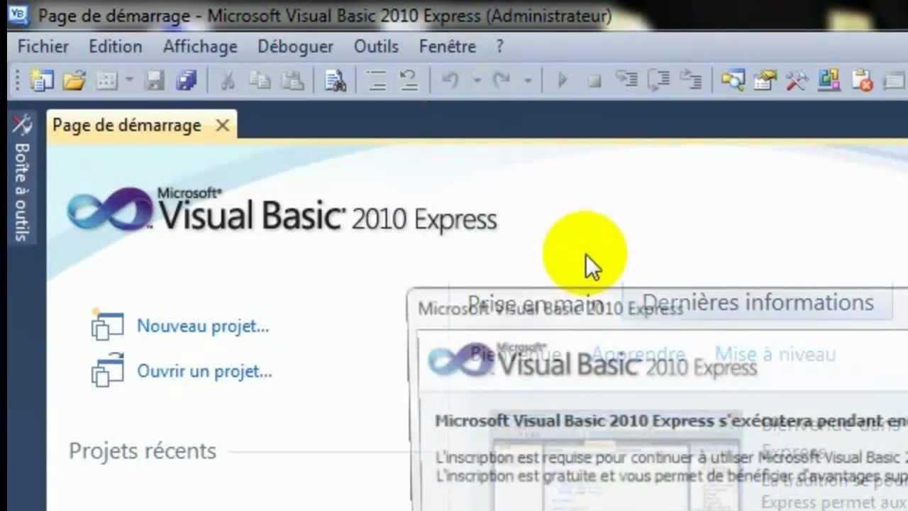 تحميل برنامج visual studio 2010