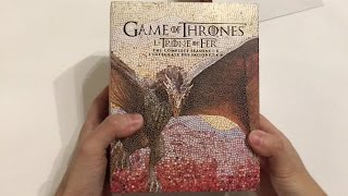 Game of Thrones: The Complete Seasons 1 to 6 Blu-ray Collection