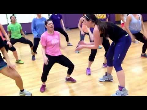 SHAKE THAT MONKEY dance fitness