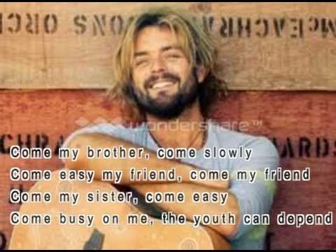 Come Let Go - Xavier Rudd