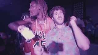 Lil Dicky - $ave Dat Money feat. Fetty Wap and Rich Homie Quan (Official Music Video)(Latest video off of Lil Dicky's debut album