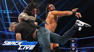 Shane McMahon leads an assault on Roman Reigns: SmackDown LIVE, June 4, 2019