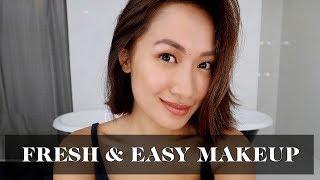 Everyday Makeup Tutorial (Fresh & Easy) | Laureen Uy