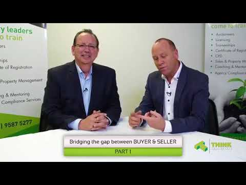 Think Tank Live #5 - Buyers & Sellers   Part 1